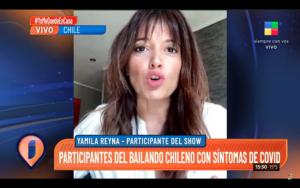 """Yamila Reyna habló de Bailando por un Sueño en la TV Argentina: """"Las malas decisiones del Gobierno las estamos pagando los que laburamos de este lado de la tele"""""""