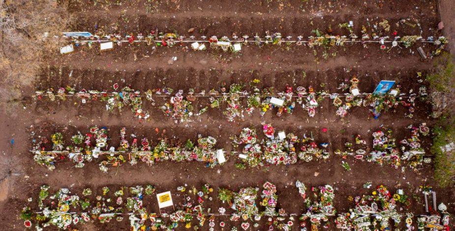 Latinoamérica supera las 100.000 muertes por covid-19