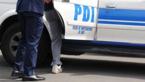 Imputado que se encontraba prófugo por el delito de violación fue detenido en la Región de Los Ríos