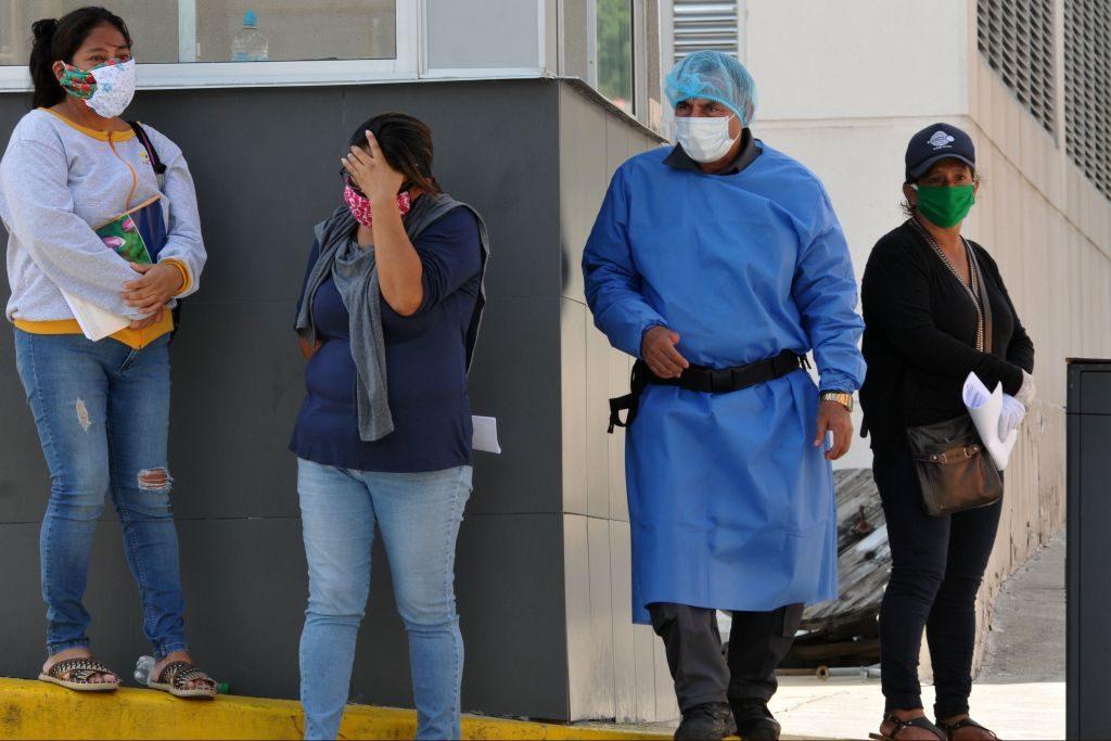 Ecuador superó este viernes las 3.500 personas fallecidas por Covid-19