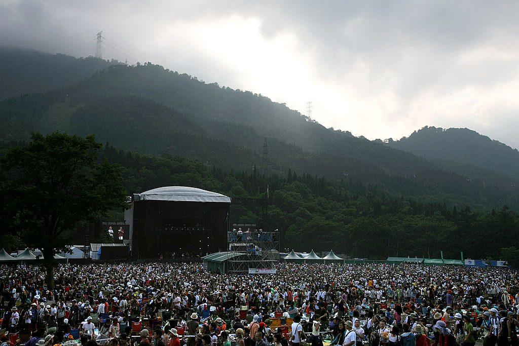 Japón canceló su mayor evento musical por la pandemia del coronavirus