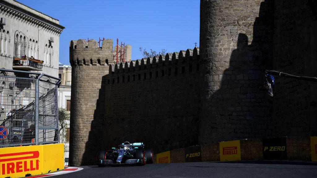 F1 confirmó la suspensión de los Grandes Premios Azerbaiyán, Singapur y Japón
