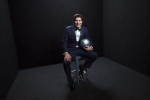 Fernando Sanz sobre Iván Zamorano: Es un jugador importante en la historia del Real Madrid y de la Liga