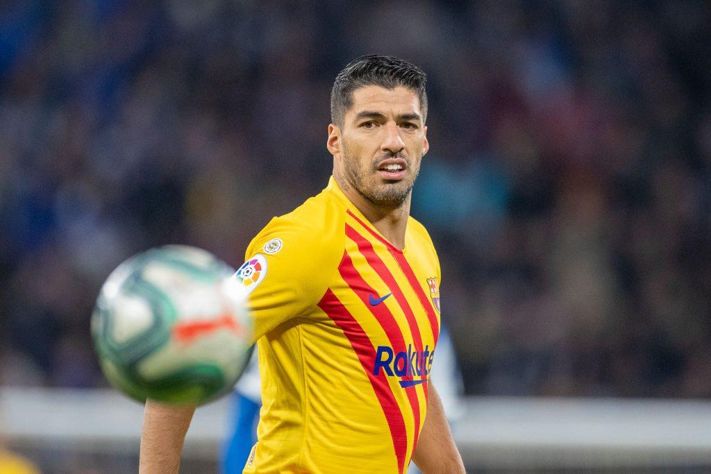 """Luis Suárez: """"Trataremos de ganar los partidos para poder quedarnos con la Liga"""""""