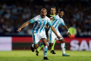 """Ex jugador de Racing sobre Marcelo Díaz: """"Tiene una jerarquía que enriquece al fútbol argentino"""""""