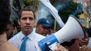Francia desmintió que Juan Guaidó esté en su embajada en Caracas