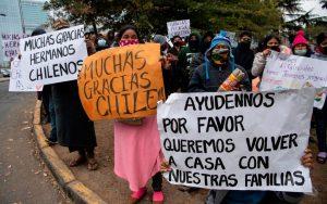 """Servicio Jesuita a Migrantes: """"Bolivia reconoce la cuarentena chilena"""""""