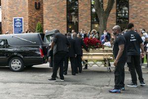 """Funeral de George Floyd: """"Lo mató la pandemia del racismo y la discriminación"""""""