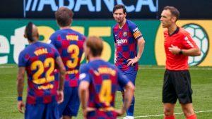 FC Barcelona informó un caso positivo por Covid-19 tras realizar exámenes PCR