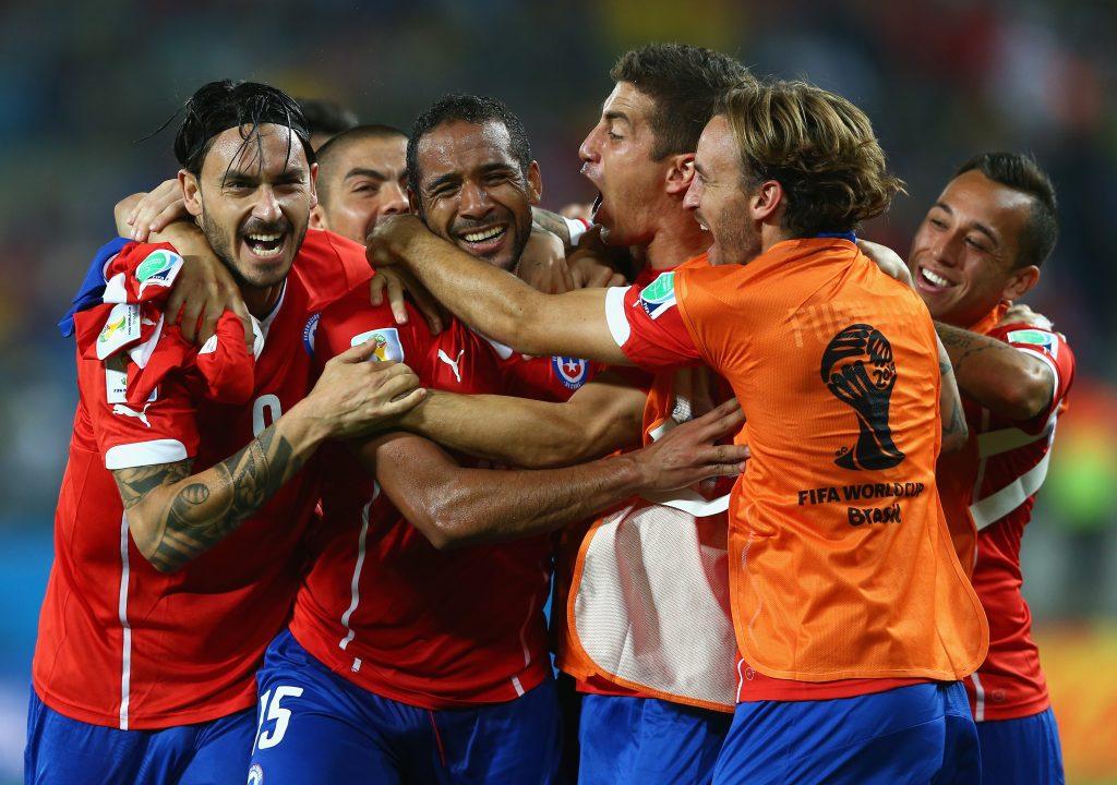 """Debut ganador: Revive el estreno de la """"Roja"""" ante Australia en el Mundial de Brasil 2014"""