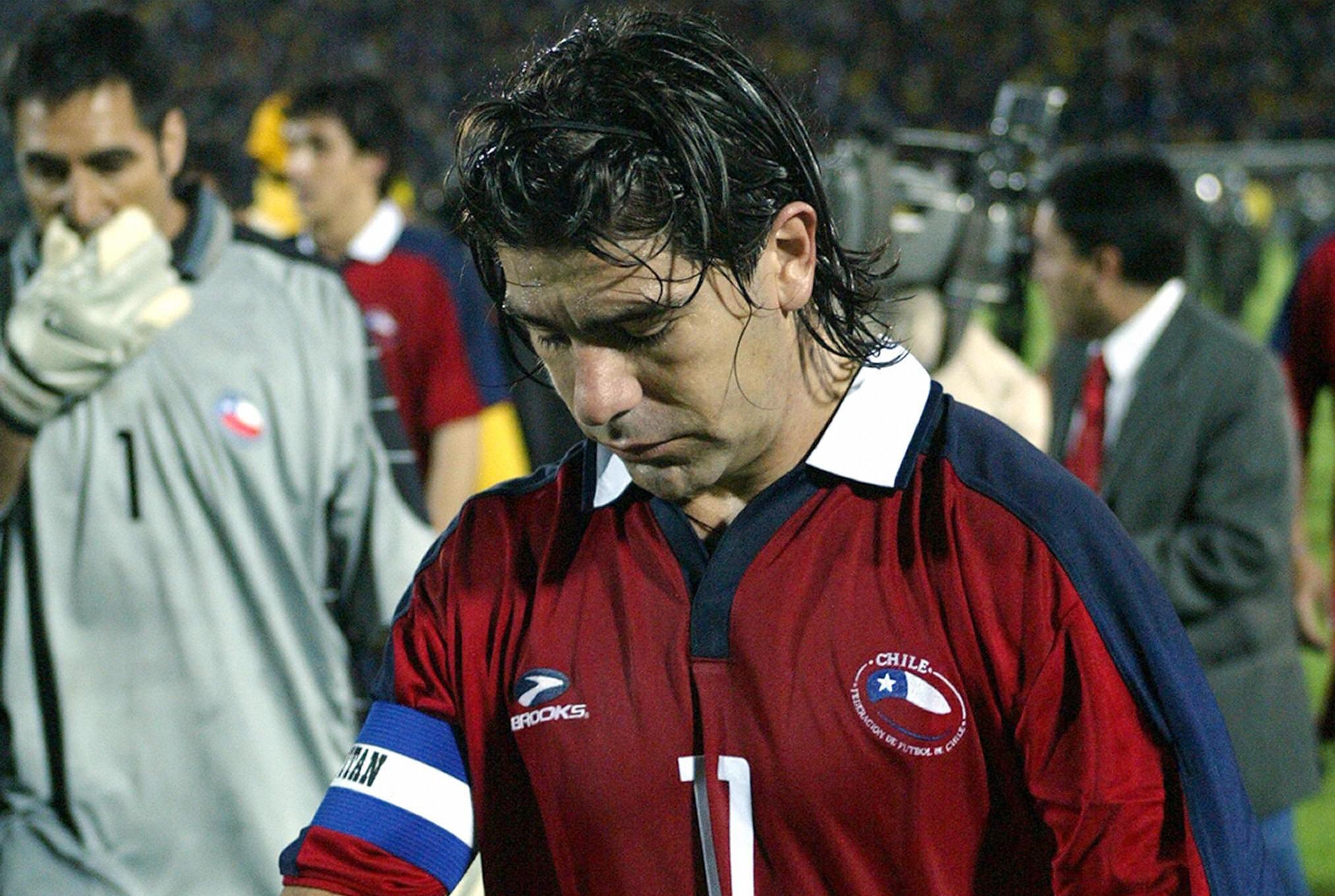 Un 4 de junio Marcelo Salas se convertía en el goleador histórico de la Roja