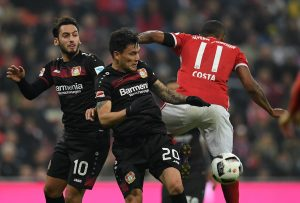 EN VIVO | Charles Aranguiz será titular ante el Bayern Munich por la Bundesliga