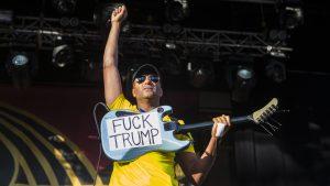 """Tom Morello arremetió contra racistas que crearon el indignante """"George Floyd Challenge"""""""
