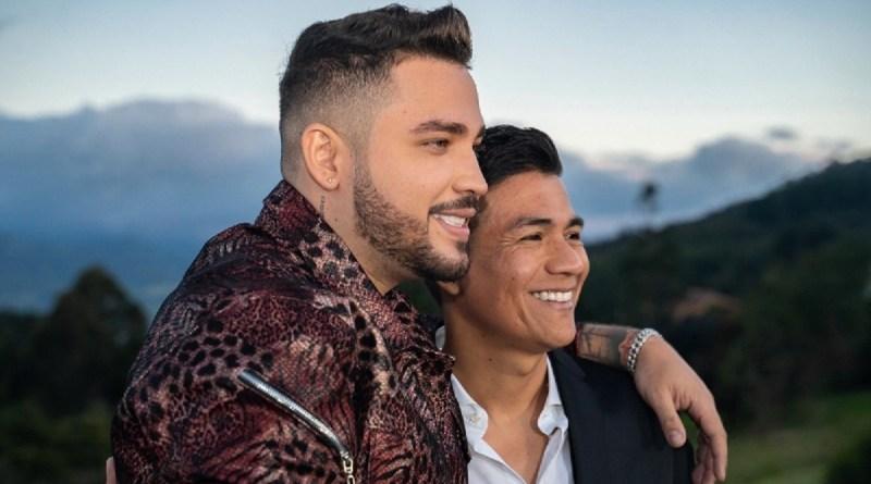 Américo se unió a cantante colombiano en nueva canción