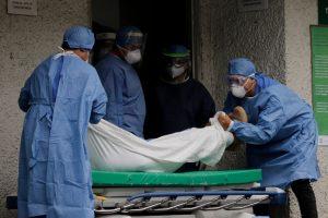 México cerca de las 75.000 víctimas del coronavirus Covid-19