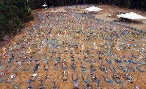 Brasil sobre las 30.000 muertes por el Covid-19 y duplicó cifra de víctimas en 16 días