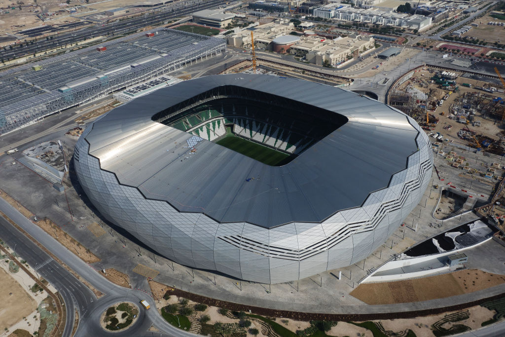 El nuevo estadio Education City de Doha
