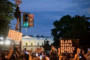 Protestas aumentaron en EEUU pese a las amenazas de Trump y llegan a 50 estados