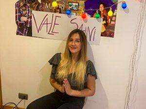"""Vale Saini y el stand-up en tiempos de coronavirus: """"Cuesta mucho no tener un feedback real"""""""