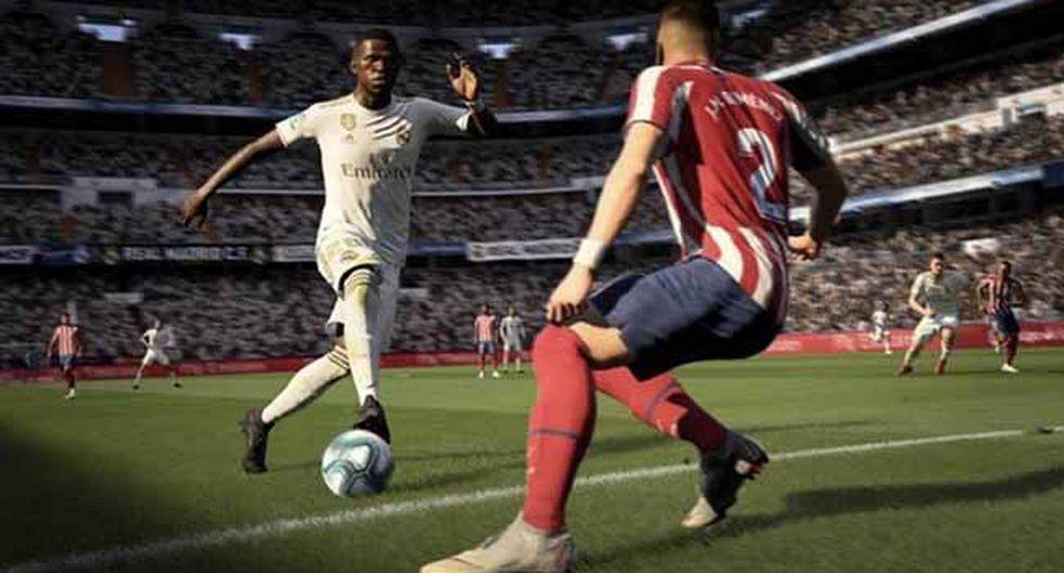 EA Sports da el golpe al mercado y aseguró la exclusividad de La Liga por los próximos 10 años