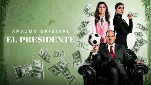 """Luis Barrales, guionista de """"El Presidente"""": """"La estela de corrupción que dejó es grande pero no es inédita en el fútbol chileno"""""""