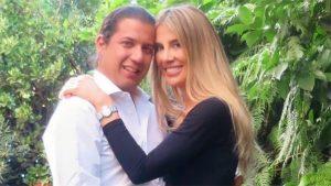 """""""No hemos tenido tiempo ni de hablar de matrimonio"""": Belén Hidalgo se refirió a su larga relación con Pablo Ormeño"""
