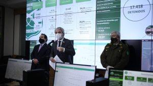 """Blumel y plan de seguridad pública: """"Una de las prioridades es el combate al crimen organizado y al narcotráfico"""""""