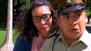 """""""De otro planeta"""": Fernando Godoy recordó a fallecida actriz de Pobre Gallo en #DesdeLaCasa"""