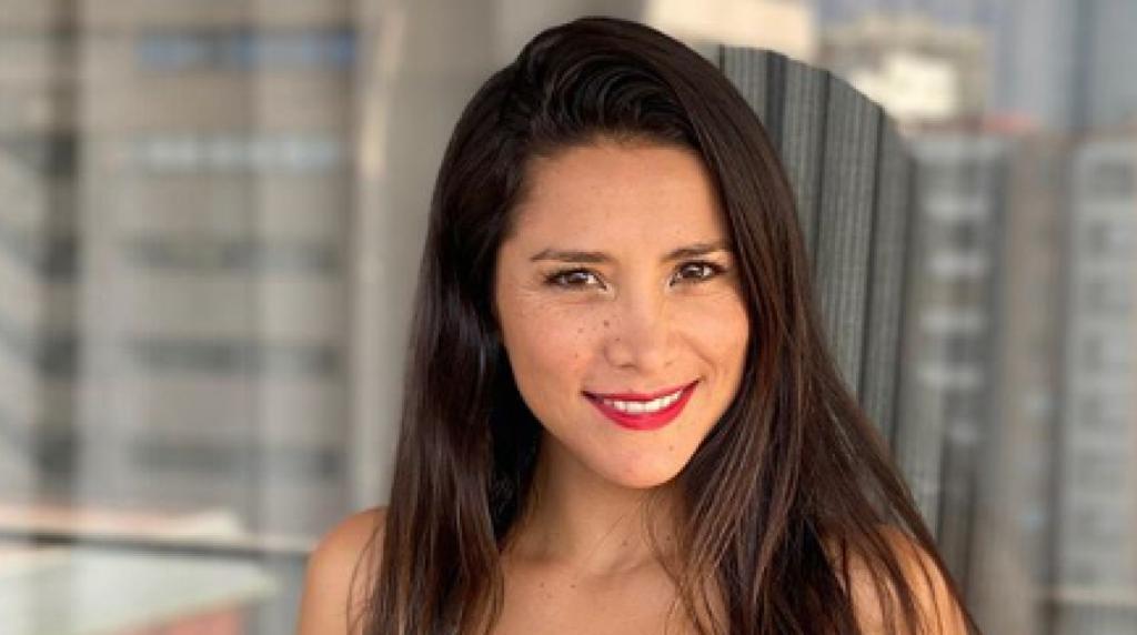 """""""Demasiado regia"""": Loreto Aravena se llenó de halagos con fotografía en la que posa semidesnuda"""