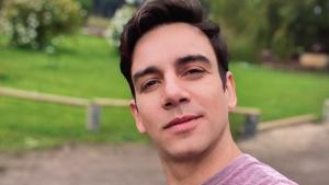 """Pena me da tu manera de pensar"": Christian Ocaranza le respondió a usuaria que lo criticó por ser homosexual"