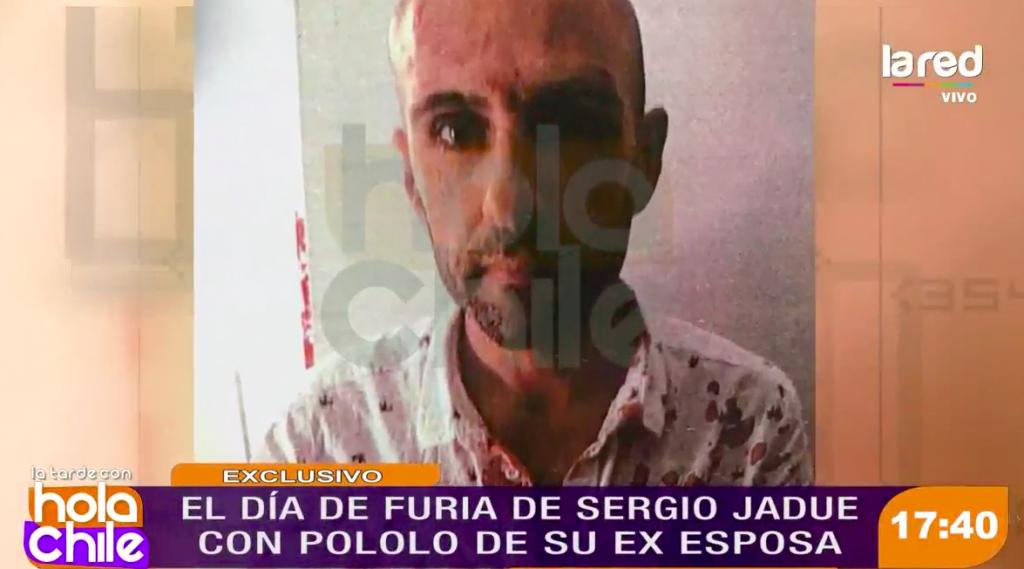 Revelan imágenes de agresión de Sergio Jadue a amigo de su exesposa