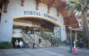 Tras más de dos meses cerrado por la pandemia del Covid-19, Mall Portal Temuco abrió sus puertas