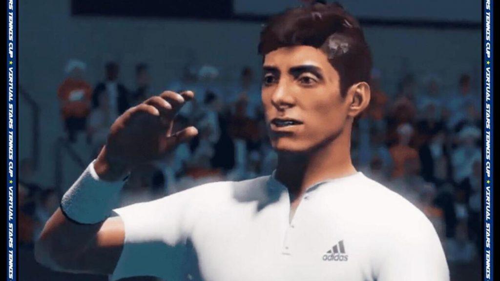Virtual Stars Tennis Cup: El primer campeonato online solidario de tenis