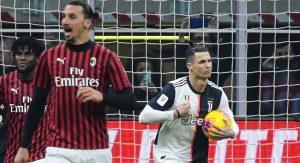 Milan obtuvo una histórica remontada ante la Juventus en la Serie A de Italia