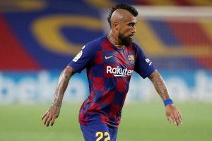 """Medios hispanos tras partido de Vidal ante el Espanyol: """"Un mensajero"""""""