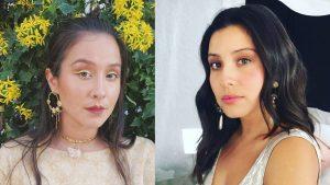 """""""¿De dónde te conozco?"""": Denise Rosenthal contó que la confundieron con María José Quintanilla"""