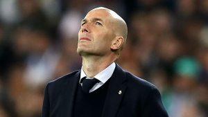 """Zinedine Zidane: """"Me gustaría que no se utilizara el VAR"""""""