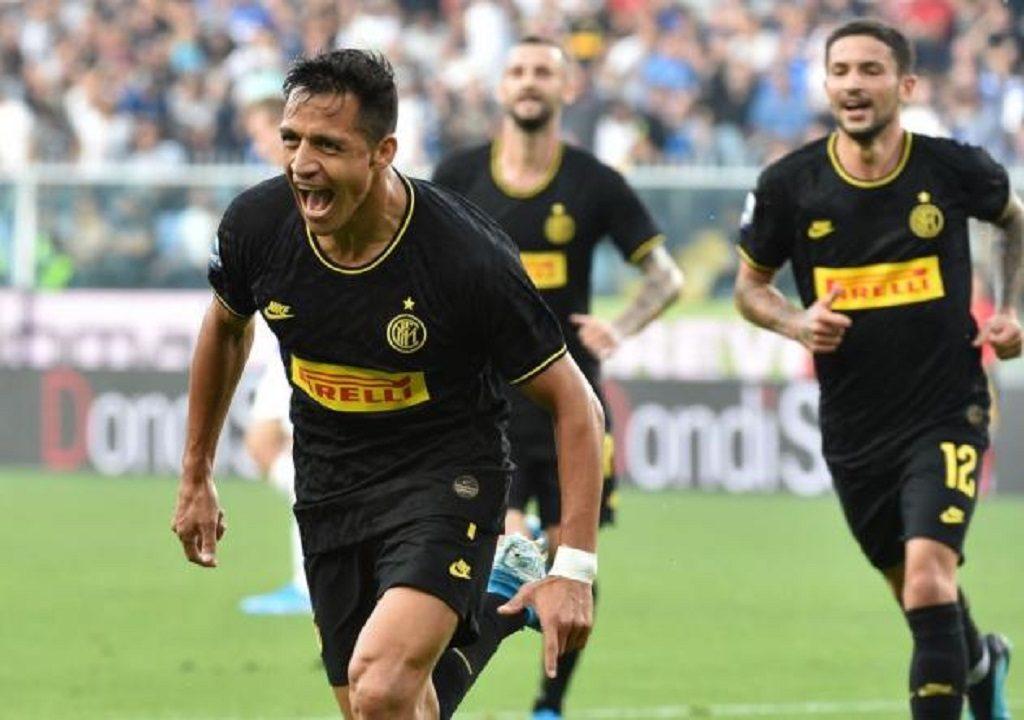 Las dos tremendas asistencias de Alexis Sánchez en el triunfo parcial del Inter ante el Torino
