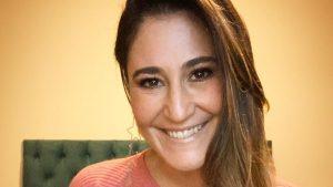 Belenaza reveló que tiene una especial mancha de nacimiento