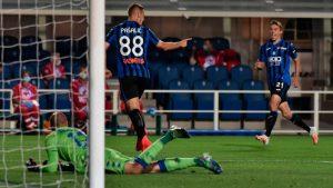 Atalanta aplasta al Brescia y le quita al Inter el segundo lugar de la Serie A de Italia