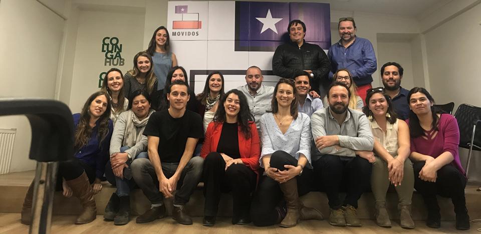 """""""Movidos x Chile"""" crea red de organizaciones para trabajar contra la pobreza y la exclusión: """"Hoy tenemos la urgencia de seguir ayudando"""""""