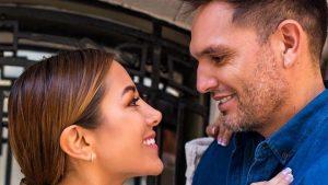 Rafael Olarra le pidió matrimonio a Natalia Mandiola en la cuarentena