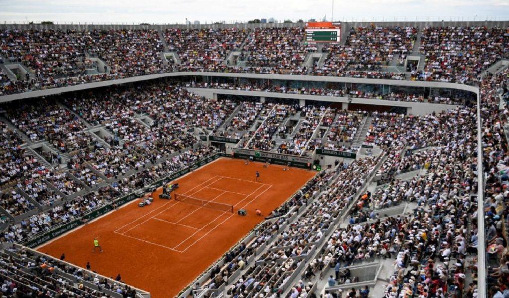 """Determinan que Roland Garros se dispute con un """"50-60 por ciento"""" de público en las gradas"""