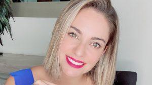 Camila Stuardo compartió el delicado momento de salud que pasó producto del estrés