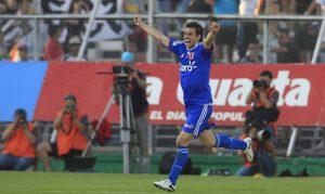 """Universidad de Chile saludó a Diego Rivarola en su cumpleaños: """"Azul toda la vida"""""""