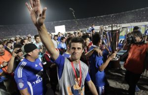 Goleador azul: Revive los mejores hitos en la trayectoria del cumpleañero Diego Rivarola