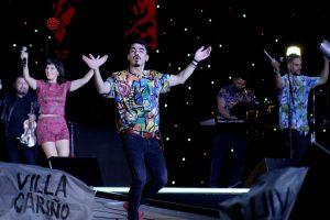 """Vocalista de Villa Cariño y su debut en solitario: """"No me estoy yendo de la banda"""""""