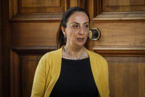 """Cecilia Pérez por caso de acoso sexual en Palestino Femenino: """"El maltrato y el abuso debe ser sancionado en el deporte"""""""