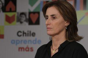 """Marcela Cubillos por retiro de fondos: """"Este es el resultado de enfrentar con populismo, buenismo y sin coraje a la izquierda ideológica"""""""