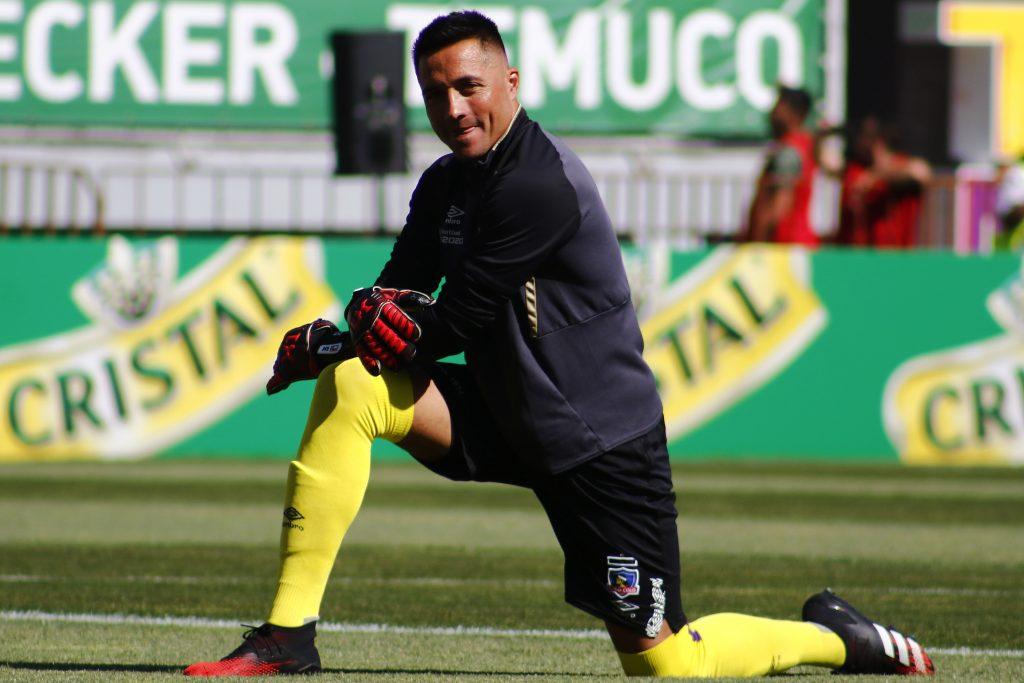 Miguel Pinto: La Libertadores es una gran oportunidad para ayudar a Colo-Colo en lo económico